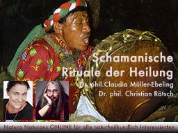 Webinar: Schamanische Rituale der Heilung