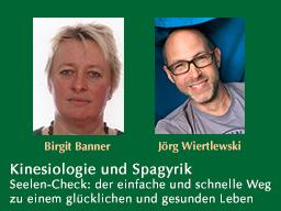 Webinar: Kinesiologie und Spagyrik - Seelen-Check: der einfache und schnelle Weg zu einem glücklichen und gesunden Leben