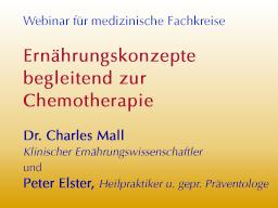 Webinar: Ernährungskonzepte begleitend zur Chemotherapie
