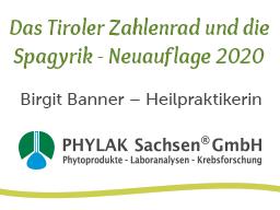 Webinar: Das Tiroler Zahlenrad und die Spagyrik - Neuauflage 2020