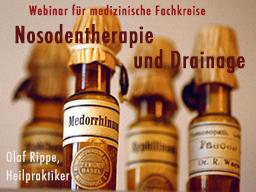 Webinar: Nosodentherapie und Drainage