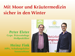 Webinar: Mit Moor und Kräutermedizin sicher in den Winter